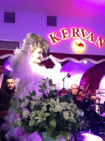 Bülent Ersoy Londra'da konser verdi