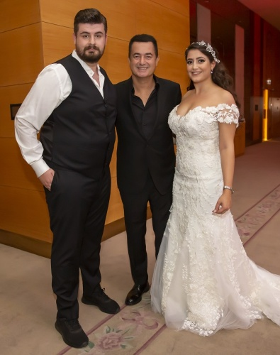 Emrah Akçaay ve Melisa Elif Yazıcı evlendi - Foto Galeri