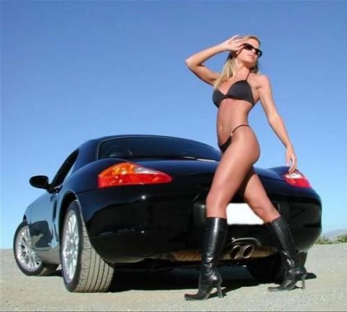 Porsche Güzelleri