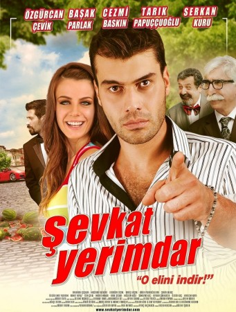 'Şevkat Yerimdar' sinema filmi