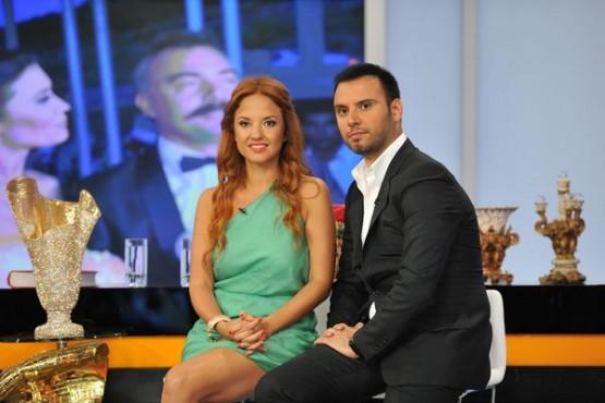Bülent Ersoy 'Ayşe ile Alişan'a konuk oldu