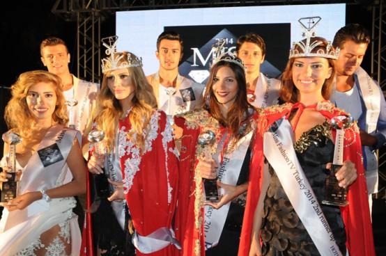 İşte Fashion TV  Türkiye'nin kral ve kraliçesi