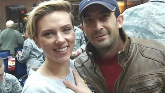 Scarlett Johansson & Adanalı