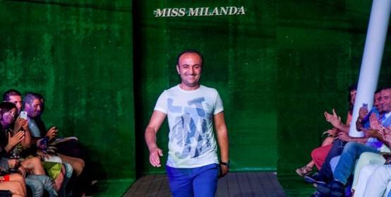 BKM oyuncusu Ersin Korkut podyuma çıktı!