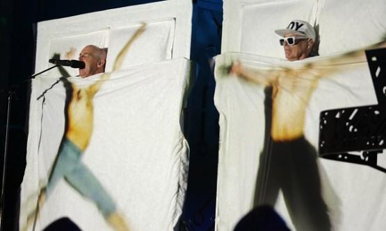 Pet Shop Boys Parkorman'da coşturdu