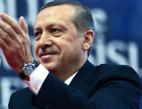 Başbakan Erdoğan Moon Life dergisine kapak oldu
