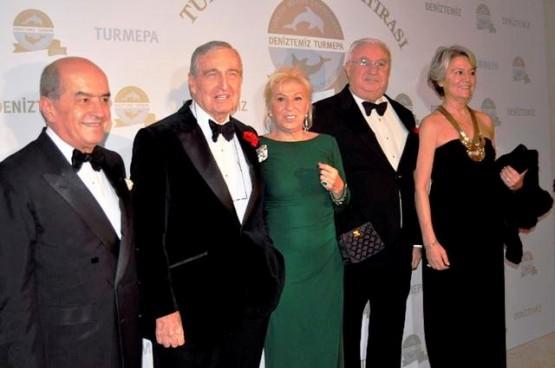 Deniz Temiz Derneği - TURMEPA'den 20. Yıl yemeği