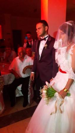Yılmaz Aytekin ve Ebru İleri Evlendi