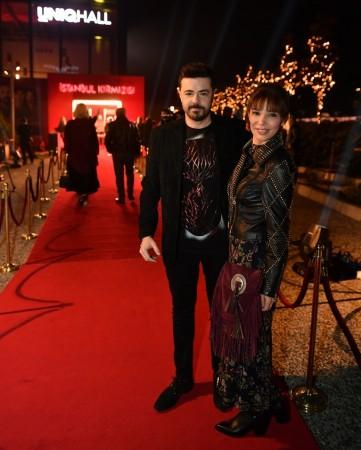 İstanbul Kırmızısı'na renkli gala - Foto Galeri