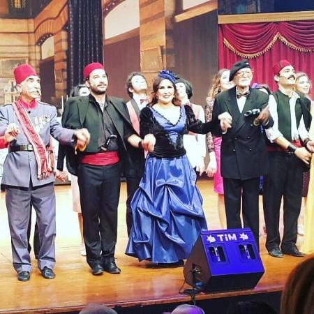 İstanbulname müzikalinin galası TİM'de gerçekleşti