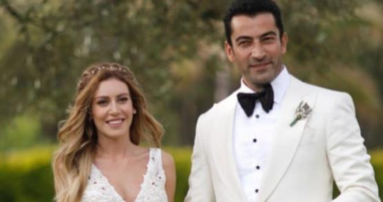 Kenan İmirzalıoğlu ve Sinem Kobal evlendi