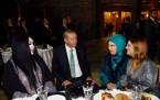Cumhurbaşkanı Erdoğan'ın iftarına ünlü yağdı