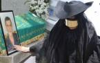 Bülent Ersoy'un cenazede giyim tarzı şaşırttı