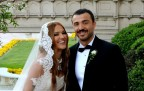 Demet Akalın ve Okan Kurt evlendi