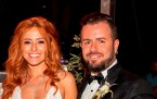 Emre Aydın 3. kez düğün yaptı!