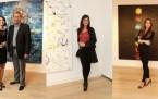 Esra Şatıroğlu ilk kişisel sergisini açtı