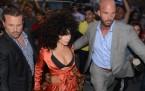 İstanbul'da Lady Gaga izdihamı!