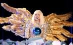 Lady Gaga İstanbul'u salladı
