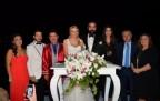 Hasan Küçükçetin ile Nazlı Yavuzcan evlendi