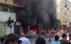 Zeytinburnu'nda şiddetli patlama!