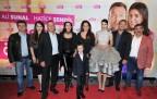 'Hayat Öpücüğü'nün VİP gösterimine ünlüler akın etti