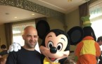 Murat Evgin'in Disneyland Turu