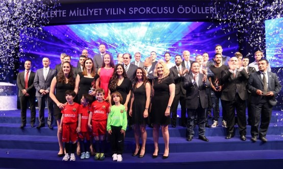 Gillete Milliyet Yılın Sporcuları Ödülleri Sahiplerini Buldu