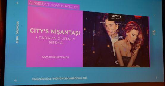 13. Altın Örümcek Ödülleri Töreni'nde Gülaylar Group'a 'Çifte Ödül'