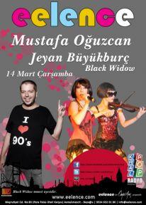 14 Mart'ta Eelence'de Büyük Show Var!