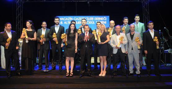 18. MGD Ödülleri sahiplerini buldu