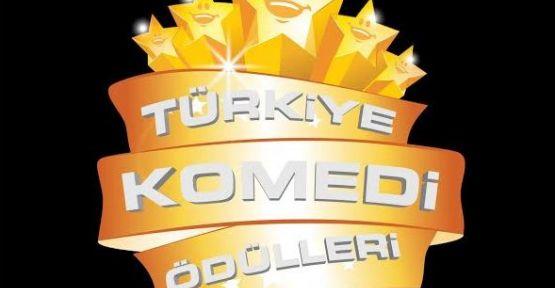 1. Türkiye Komedi Ödülleri 1 Nisan'da İstanbul'da gerçekleşecek