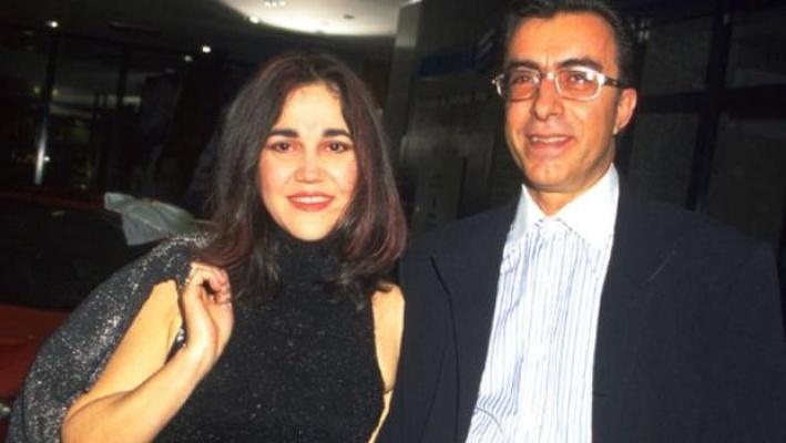 Nazan Öncel'in eşi Akşit Togay son yolculuğuna uğurlandı