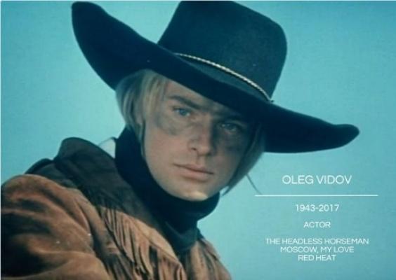 Sovyet sinemasının seks sembollerinden Oleg Vidov hayatını kaybetti