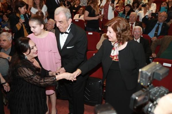 Türk Sinemasının Yıldızları Ali Özgentürk İçin Bir Araya Geldi