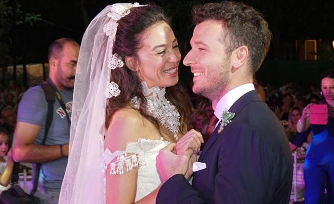 Azra Akın Trakya düğünüyle evlendi