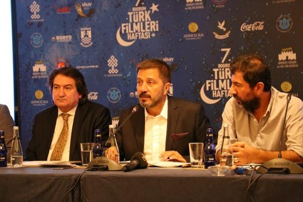 7. Bodrum Türk Filmleri Haftası 18 Eylül'de başlıyor!