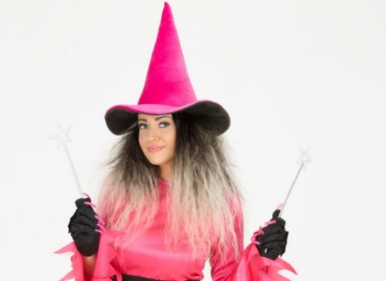 Pembe Cadı geliyor!