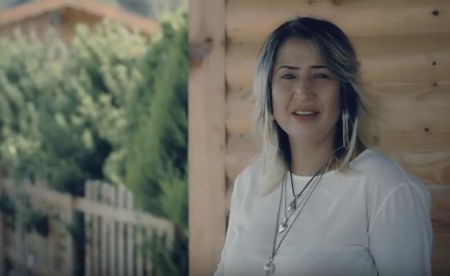 İkbal Özlem Arıoğlu, 'Aşk Senin Adın' adlı şarkıyı oğluna adadı