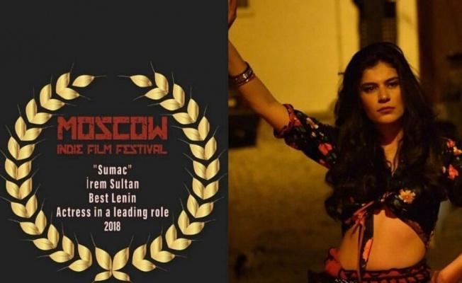 İrem Sultan Cengiz'e Moskova Film Festivali'nden Ödül