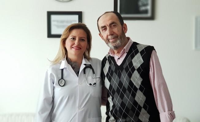 Prostat kanserini Kemoterapi ile yendi