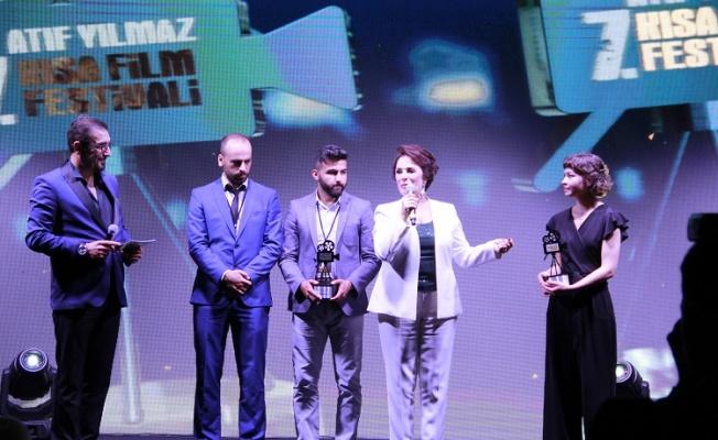7. Atıf Yılmaz Kısa Film Festivali Ödülleri Sahiplerini Buldu