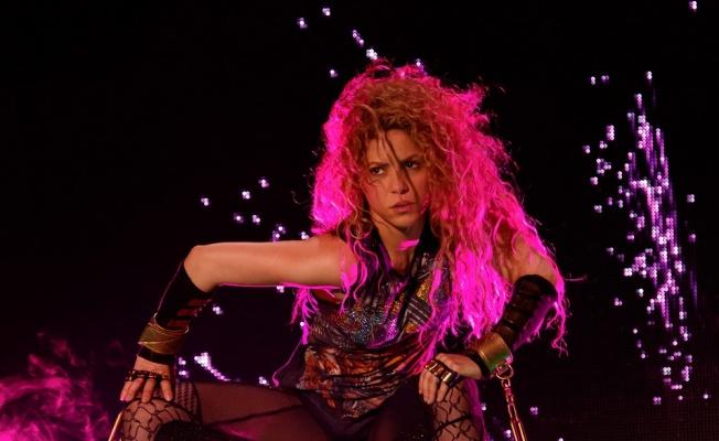 Shakira 11 Temmuz'da İstanbul'da Vodafone Park'ta sahne alacak!