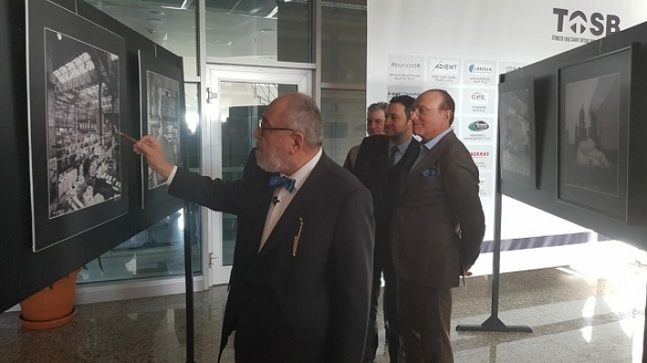 Türk sanayisinin gelişimi TOSB'da sergileniyor