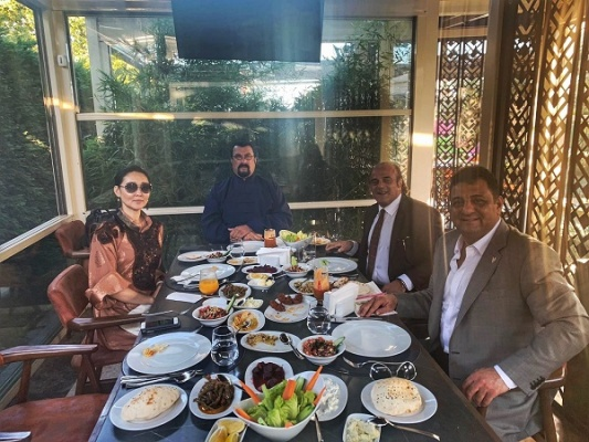 Steven Seagal Türkiye'de!