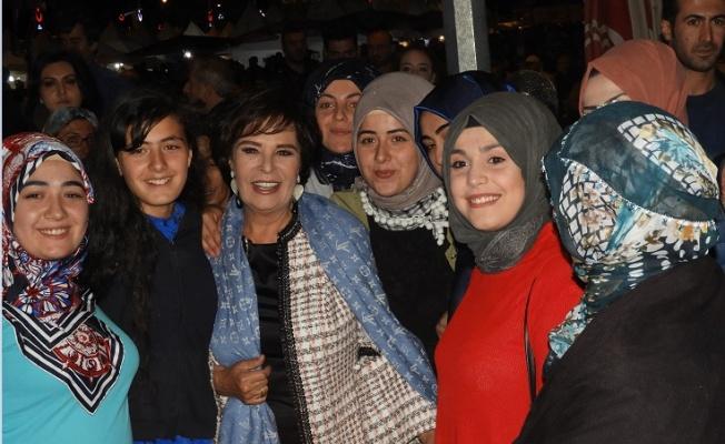 Erzurum İspir Panayırı renkli görüntülere sahne oldu