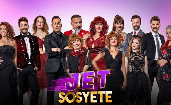 'Jet Sosyete' 11 Ekim'de puhutv'de!