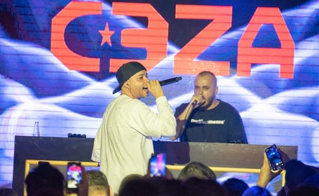 Ceza'dan Kıbrıs'ta rap rüzgârları