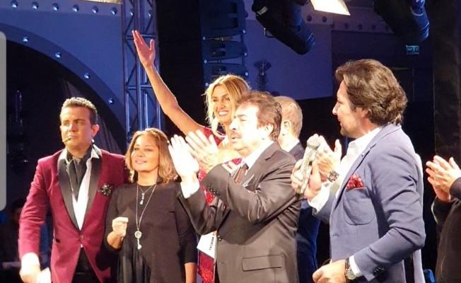 Fashion and Music show renkli görüntülere sahne oldu.