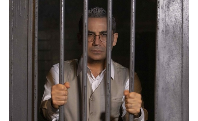 Ferhat Göçer cezaevinde klip çekti!