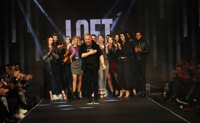 İzmir Fashion Week'te kapanış defilesi Loft'tan